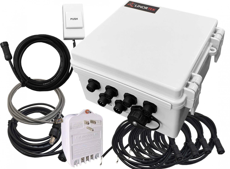 Netbell-4K TCP/IP Web-Based Bell Controller Programmable Break Bell Timer