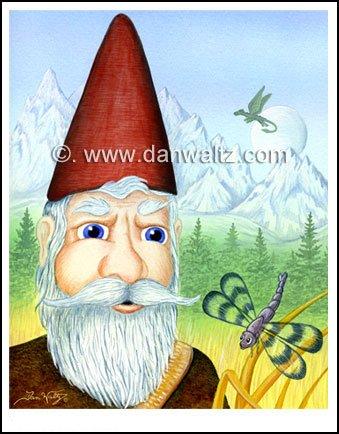 Garden Gnome Original