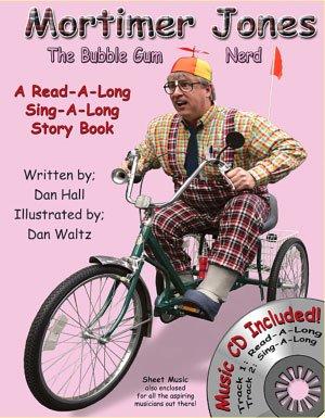 Mortimer Jones, The Bubble Gum Nerd