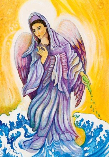Divine Ocean of Love