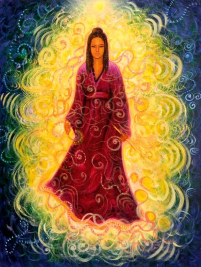 Kuan Yin - Protection