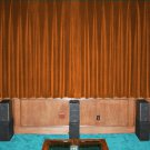 New Bronze 100% Blackout Home Theater Velvet Lined Curtain 90 by 90 Inches