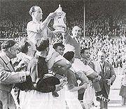 1953 FA CUP FINAL Bolton 3 vs Blackpool 4