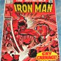Iron Man #13 1969 British Variant VG/ FN Condition [ Low Production Issue ]