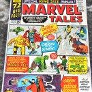 Marvel Tales #2 1965 VG/FN X-Men, Doctor Strange, and Avengers