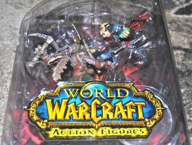 DC Unlimited World of Warcraft Series 8: Gnome Rogue: Brink Spannercrank vs. Kobold Miner BNSIB
