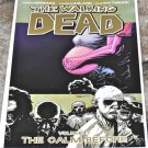 Walking Dead #7 The Calm Before 3rd Printing GN in NM/NM+ Condition