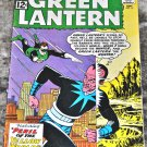 Green Lantern #15 1962 (1960 Series) Good+/ Very Good Condition 1rst Yellow World