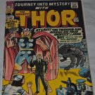 Journey Into Mystery #113 1965 (1952 Series) GD+/ VG Condition Classic Thor by Kirby/ Stone