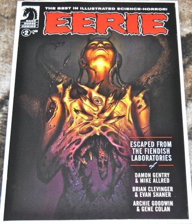 Eerie #2 2012 Dark Horse 1rst Printing NM/ NM+ Condition