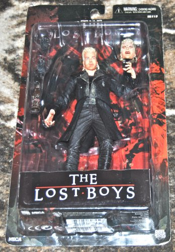 Neca Cult Classics: The Lost Boys David Action Figure MOC