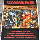 Ultimatum: March on Ultimatum [Paperback] 2009 1rst Print NM/NM+ Condition