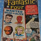 Fantastic Four #7 1962 (1961 Series) Fair Condition