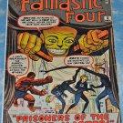 Fantastic Four #8 1962 (1961 Series) Fair Condition