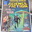 Unknown Worlds of Science Fiction #1 1975 in VF Condition