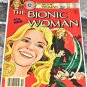 Bionic Woman #1 1977 in Very Good Condition