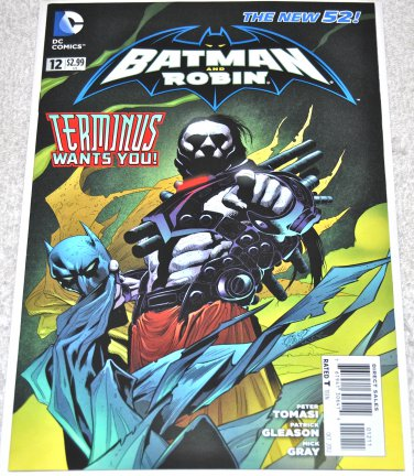 Batman and Robin #12 2012 (2011 Series) 1rst Print in VF/ NM Condition