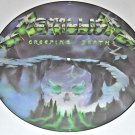 Metallica: Creeping Death LP UK Released Limited Edition P12 KUT 112 in NM Condition
