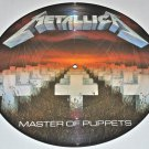 "Metallica: Master Of Puppets MFN 60P UK ONLY Released 1986 Limited Edition 12"" Picture LP"
