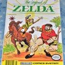 Legend Of Zelda #4 1991 Valiant in NM Condition