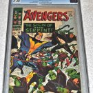 Avengers #32 1966 (1963 Series) CGC'd Very Fine 7.0 Condition