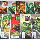 Incredible Hulk 2011 Series Volume 4 Lot All 1rst Printings