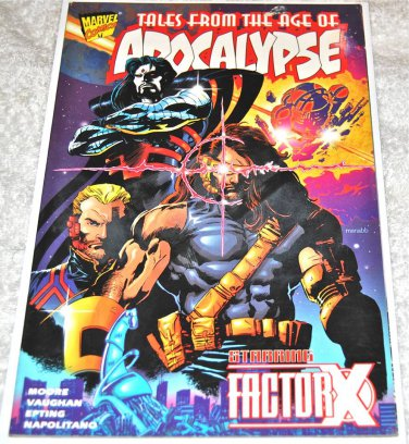Tales from the Age of Apocalypse: Sinister Bloodlines #[nn] 1998 One-Shot GN/ TPB