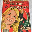 Bionic Woman #1 1977 Charlton Series