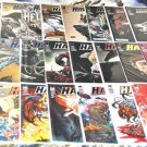 The Haunt Image Comics 2009 Series Lot