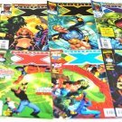 Mutant X 1998 Series Lot #'s 5, 6, 7, 8, 9, 10, 14, 19, 24, 25, 26, Annual 2000 One-Shot