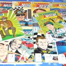 Legends of NASCAR 1990 Vortex Series Fifteen-Issue Lot