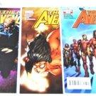 New Avengers 2005 Series Lot