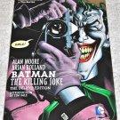 Batman: The Killing Joke Deluxe Edition #[nn] 2008 Hardcover 1rst Print
