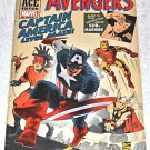 Wizard Ace Edition: The Avengers #4 #[nn] 2002 One-Shot