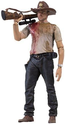 McFarlane Toys The Walking Dead TV Series 2: Rick Grimes 2 Action Figure