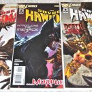 Savage Hawkman New52 2011 Series Lot #'s 1, 2, 3 All 1rst Printings