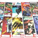 Avengers Assemble 2012 Series Eighteen Issue Lot