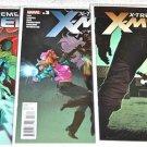 X-Treme X-Men 2012 Series Lot #'s 1, 2, 3, 4, 5 All 1rst Prints