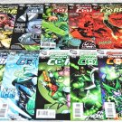 Green Lantern Corps (2006 Series) Ten Issue Lot