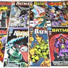 Batman 1940 Series Nine Issue Lot