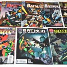 Detective Comics 1937 Series Eight Issue Lot