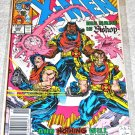 Uncanny X-Men #282 1991 (1981 Series) [Newsstand Edition]