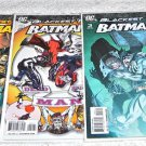 Blackest Night: Batman 2009 Limited Series Five-Issue Lot