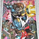 Extreme #0 1993 (Image Comics) SIGNED X3 Rob Liefield, Marat Mychaels, and Dan Fraga