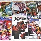 Wolverine & the X-Men 2011 Series Ten Issue Lot