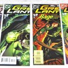 Green Lantern: Rebirth 2004 Six-Issue Limited Series