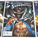 Blackest Night: Superman #1 2009 Limited Series [Standard Covers]