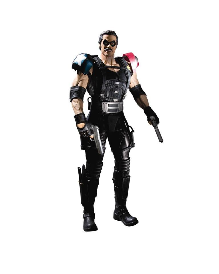 DC Direct Watchmen The Comedian 1:6 Scale Figure