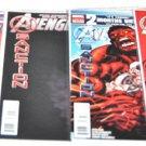Avengers: X-Sanction 2012 Series Seven-Issue Lot