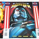 Fantastic Four: House of M 2005 Limited Series
